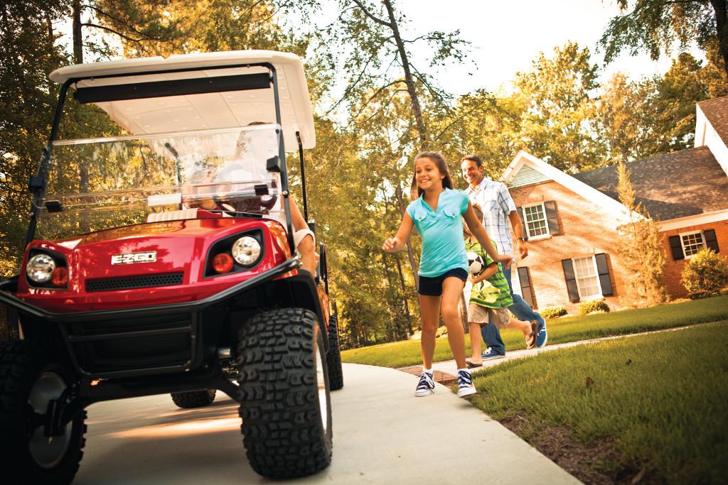 Golf Car Omologate Veicolo Elettrico Omologato